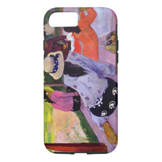The Siesta, 1891-2 (oil on canvas) iPhone 8/7 Case