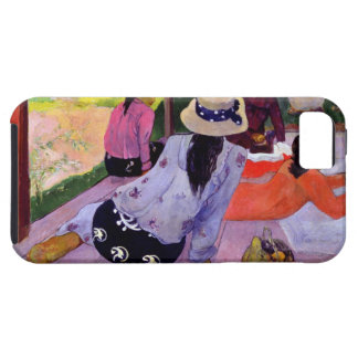 The Siesta, 1891-2 (oil on canvas) iPhone SE/5/5s Case