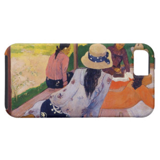 The Siesta - Paul Gauguin iPhone 5 Case