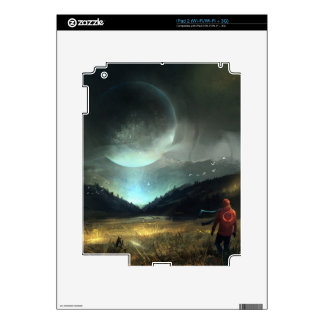 The Sightseer Skin For iPad 2