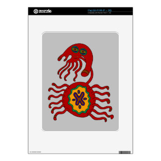 The Sigil of the Stern Embrace Skin For iPad