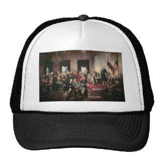 The Signing of the Constitution Trucker Hat