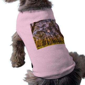 The Silent Forest Doggie T-shirt
