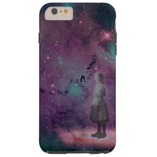 The Silent Girl-iPhone 6/6s Plus Tough iPhone 6 Plus Case