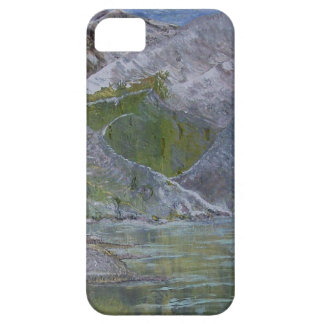 The Silent Mountain Majesty iPhone SE/5/5s Case