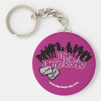 The Silent Ranks Keychain