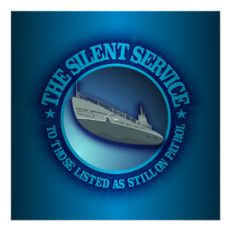 The Silent Service Poster