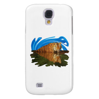 THE SILENT WAY GALAXY S4 COVER