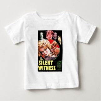 The Silent Witness Baby T-Shirt
