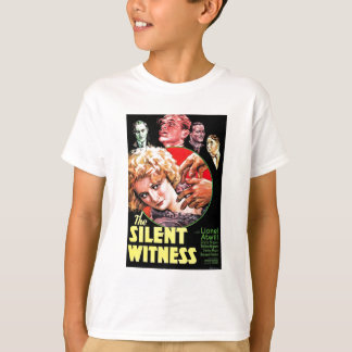 The Silent Witness T-Shirt