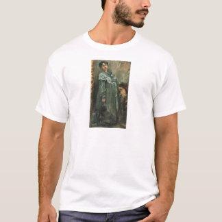 The silk coat by Lovis Corinth T-Shirt