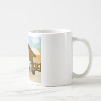 The Silly Barn Coffee Mug
