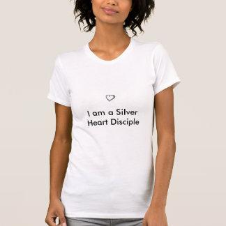 The Silver Heart Disciple T-Shirt