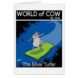 The Silver Turfer Card