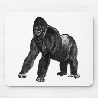 THE SILVERBACK DOMINANCE MOUSE PAD