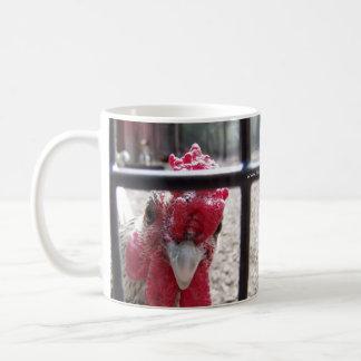The Silverfish Chicken Coffee Mug