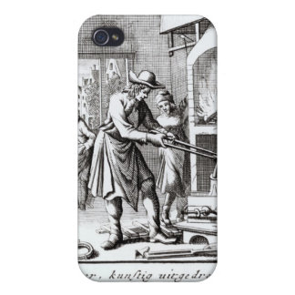 The Silversmith, 1718 iPhone 4/4S Case