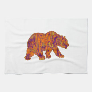 The Simple Bear Necessities Kitchen Towels