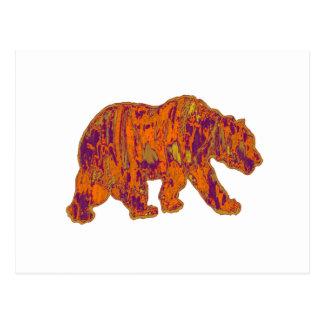 The Simple Bear Necessities Postcard