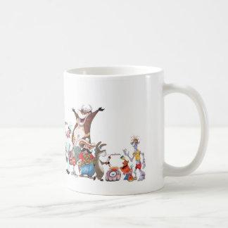 The Simple Fool's Cast Mug