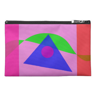 The Simplest Geometric Abstract Art Travel Accessories Bags