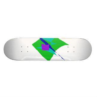 The Simplest Skateboard Deck