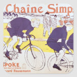 The Simpson Chain, 1896 Stickers