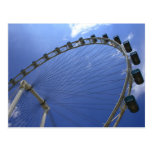 The Singapore Flyer Postcards