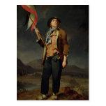 The Singer Chenard, as a Sans-Culotte, 1792 Postcards