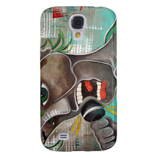 The SInger Samsung Galaxy S4 Cover