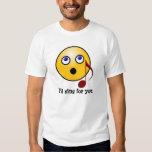 The singer T-shirt