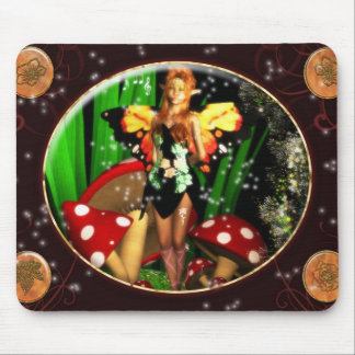 The Singing Faerie Mouse Pad
