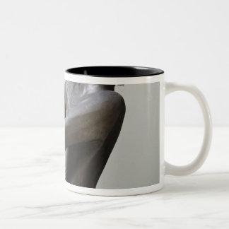 The Singing Man, 1928 Two-Tone Coffee Mug