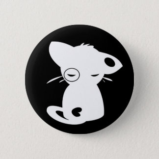 The sinister mittens button
