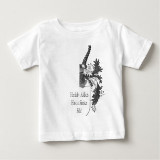 The Sinister Side of Heraldry Baby T-Shirt