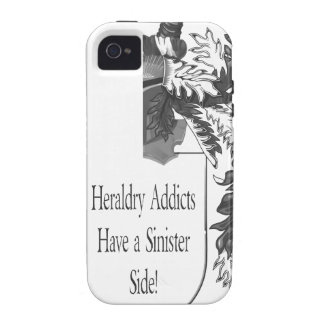 The Sinister side of heraldry Vibe iPhone 4 Case