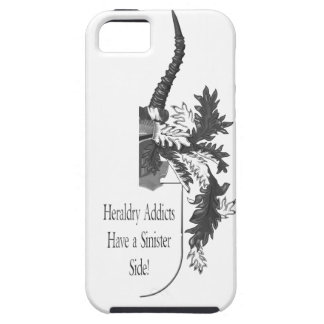 The Sinister side of heraldry Case For iPhone 5/5S