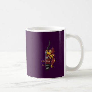 The Sinister Side of Heraldry Coffee Mug