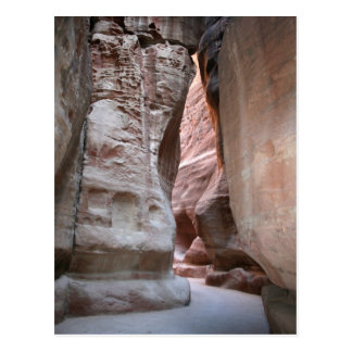 The Siq Postcard