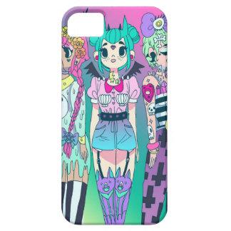 The Siren Moonstones iPhone SE/5/5s Case