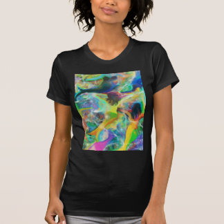 """The Sirens"" Digital Art T Shirt"
