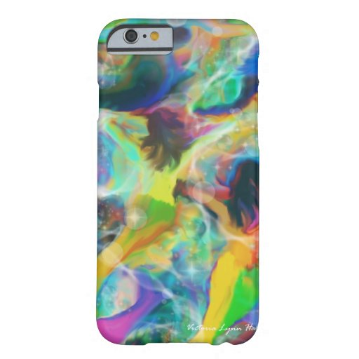 """The Sirens"" Mermaid Art iPhone 6 Case"