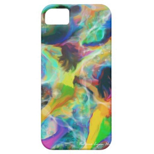"""""""The Sirens"""" Mermaid Digital Art iPhone 5 Case"""