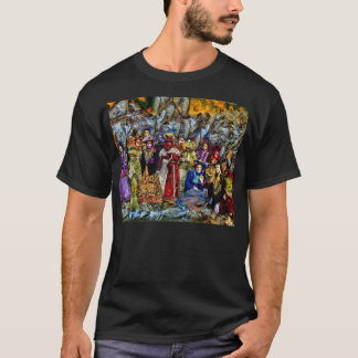 The Sirens of Venice T shirt