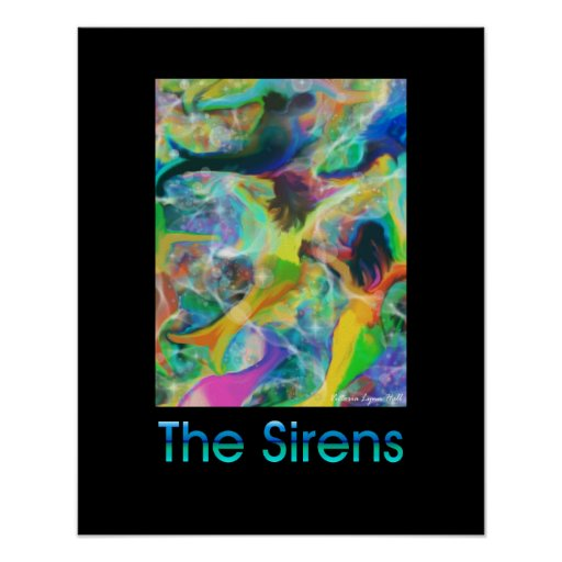 The Sirens Poster