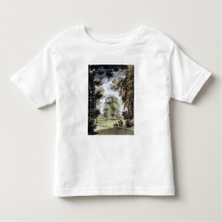 The Sister Trees, Kew Gardens, plate 8 from 'Kew G Tee Shirt