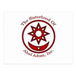 The Sisterhood of Ahel Adom Postcard