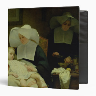 The Sisters of Mercy, 1859 3 Ring Binder