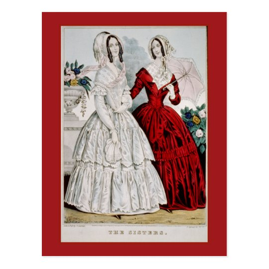 the Sisters Postcard