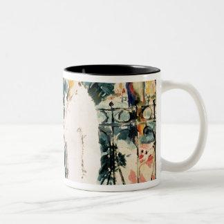 The Sisters Two-Tone Coffee Mug